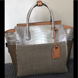 Reed Krakoff Crocodile Skin Atlantique Tote $7,150